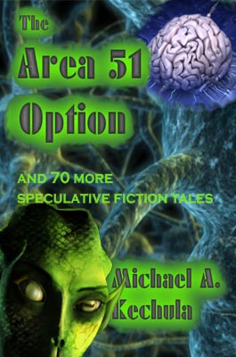The Area 51 Option cover
