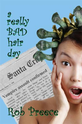 A Really Bad Hair Day cover