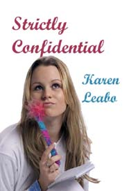 strictly confidential by Karen Leabo cover