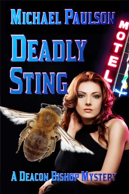 Deadly Sting by Michael Paulson cover