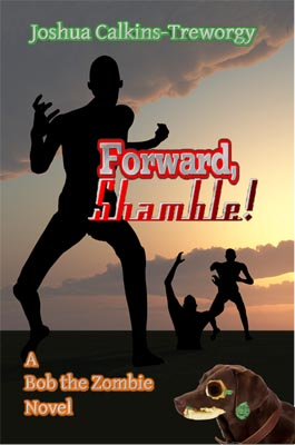 Forward, Shamble! cover