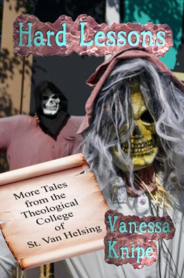 Hard Lessons by Vanessa Knipe cover