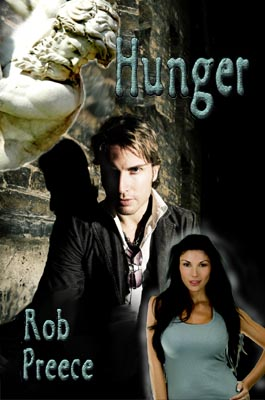 Hunger by Rob Preece cover