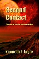 Second Contact by Kenneth E. Ingle cover