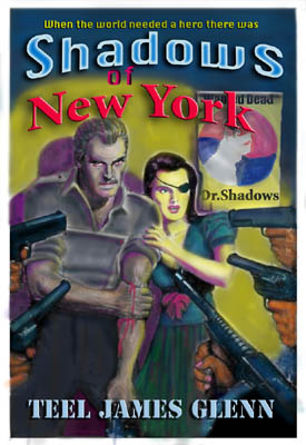 Shadows of New York cover