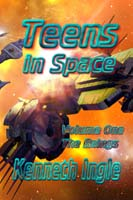Teens in Space: The Beings cover