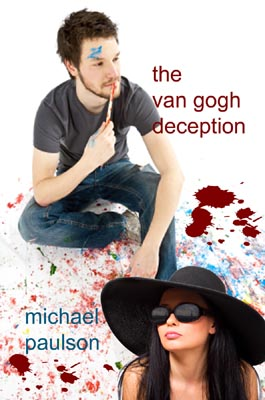 The Van Gogh Deception by Michael Paulson cover