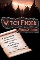Witch-Finder cover
